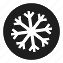 dashboard, flake, mode, slip, snow, winter icon