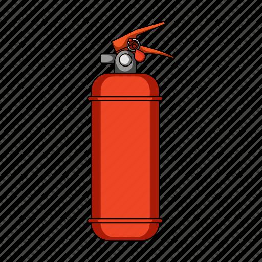 equipment, extinguisher, extinguishing, fire, flame, tool icon