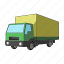 canopy, car, cargo, transport, transportation, truck, vehicle icon