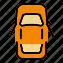 car, door, open