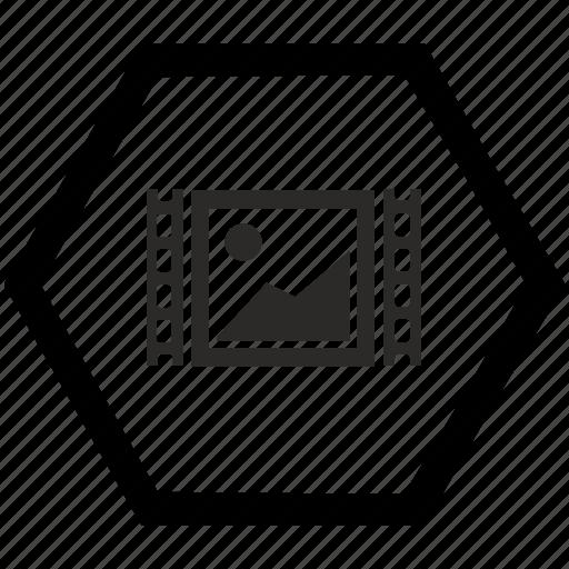 camera, frame, movie, photo, shot icon