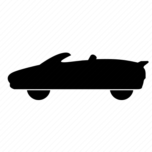 auto, cabrio, car, model icon