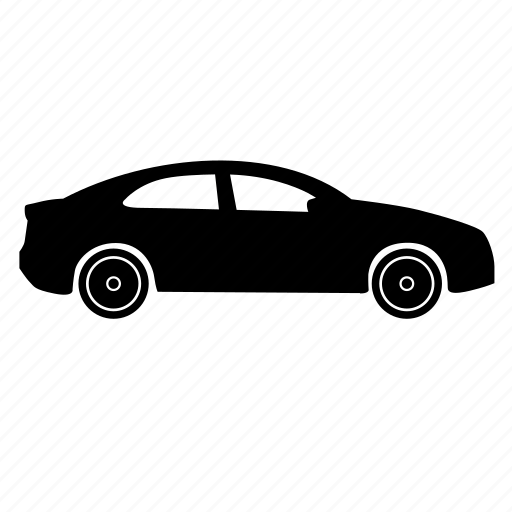 auto, business, car, sedan, sport icon