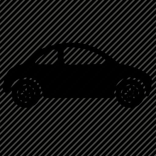 auto, car, city, mini, small, style, woman icon