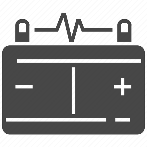 Battery, car icon - Download on Iconfinder on Iconfinder