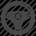 car, steering, wheel