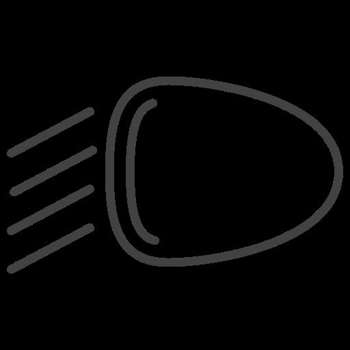 beam, dipped lights, headlamp, headlight, headlights icon