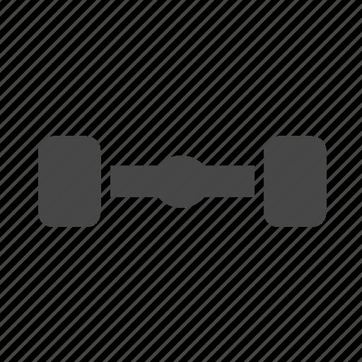 auto, axle, car, drivetrain, parts, tranny icon