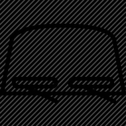 auto, cars, glass, windshield, wipers, yumminky icon