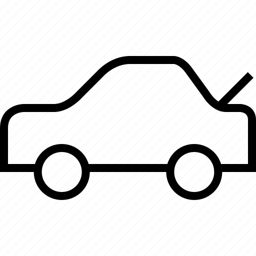Cars, open, traffic, transport, trunk, vehicle icon - Download on Iconfinder