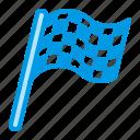 checkered, checkers, flag