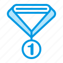 award, medal, trophy, winner icon
