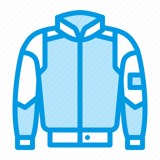 Clothes, jacket, racing, suit icon - Download on Iconfinder