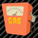 cartoon, diesel, fuel, gas, gas station, petrol, tank