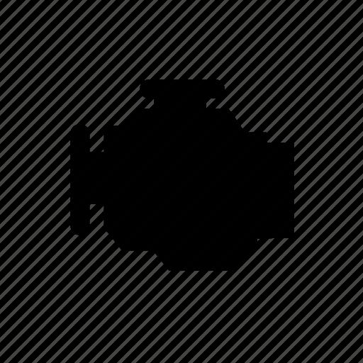 block, engine icon icon