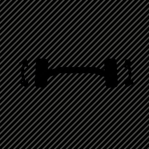 axletree, car, frame, suspension icon icon