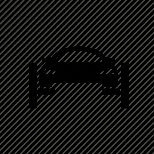 car, lift, repair, service icon icon
