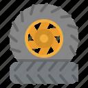 wheel, parts, tire, tires, transportation