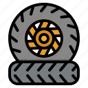 parts, tire, tires, transportation, wheel