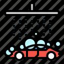 automobile, car, clean, transportation, wash