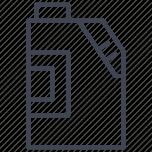 fuel, gallon, gas, gasoline, oil, petrol, station icon