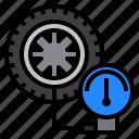 car, service, tire