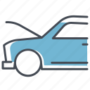 auto - car repair, car breakdown, car parking, car porch, garage service car garage, inspection cars, maintenance, servicing car icon