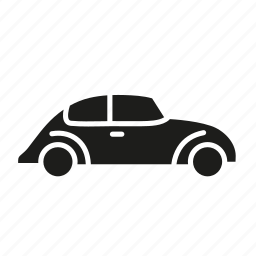 automobile, car, motor car, ride, transportation, vehicle icon