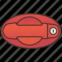 car, door, handle, lock, open