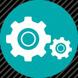 automobile, car, garage, servicing, transport, vehicle icon
