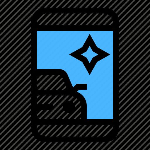 App, car, mobile, wash icon - Download on Iconfinder