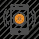 app, cardano, mobile icon