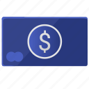 card, dollar, money, usd icon