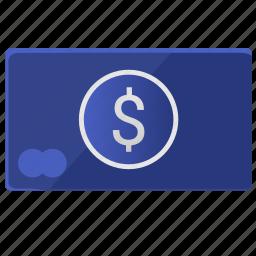 card, dollar, money, usd icon