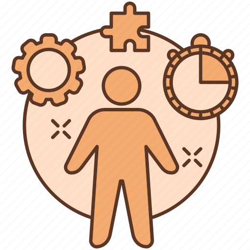 Advancement, business, career, leader, manager, project, puzzle icon - Download on Iconfinder