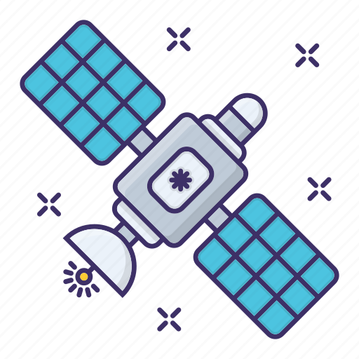 pioneer, satellite, science, signal, space icon