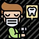 dentist, orthodontist, dental, doctor, healthcare