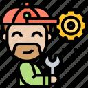 mechanic, repair, technician, handyman, service