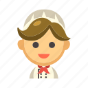chef, cooking, cuisine, kitchen, restaurant icon