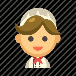 chef, cooking, cuisine, kitchen, restaurant icon