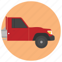 car truck, chevrolet truck, compact truck, pickup truck, work truck icon