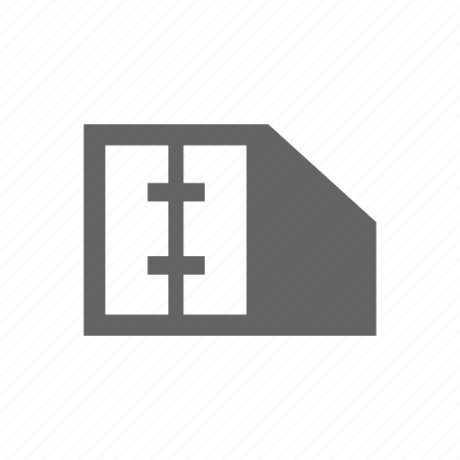 box, cargo, container, delivery, ship icon