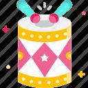 celebration, drums, music instrument, party