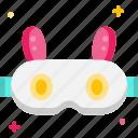 bunny, carnival, carnival mask, celebration, eye mask