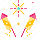 celebration, cracker, firecracker icon