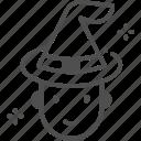 avatar, carnival, clown, fun hat, fun