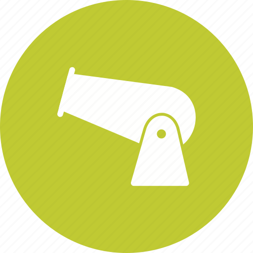 Cannon, cartoon, circus, entertainment, funny, show icon - Download on Iconfinder