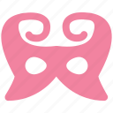 carnival mask, eye mask, festival, festival mask, mask icon