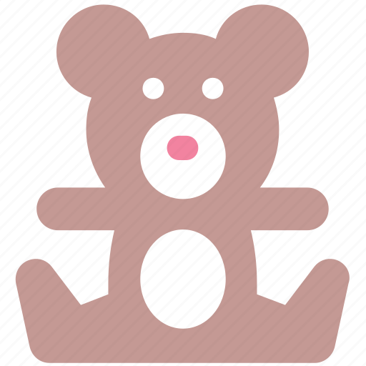 bear, teddy bear, toddy, toy, toy teddy, toy teddy bear icon