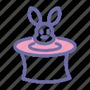 carnival, rides, festival, circus, rabbit